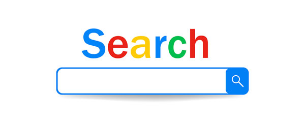 search engine optimization - search bar