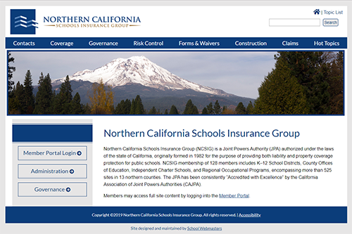 NCSIG Website