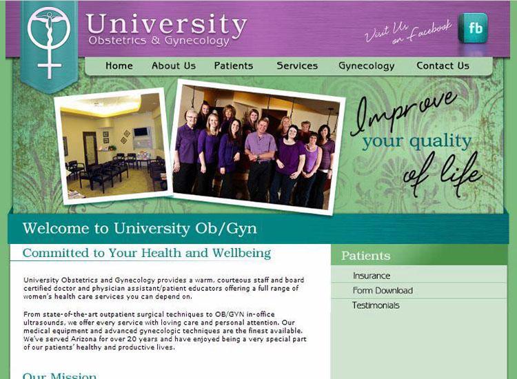 University OB/GYN