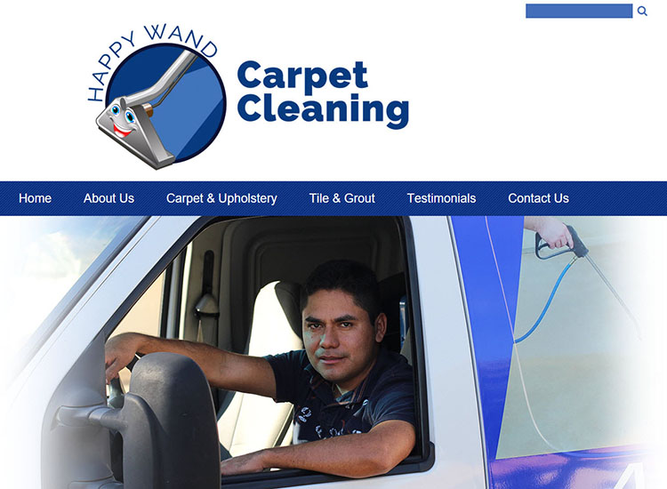 Happy Wand Carpet Cleaning