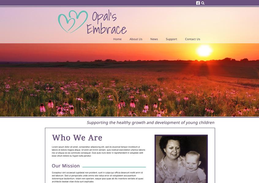 Opal's Embrace