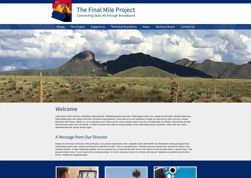 The Final Mile Project