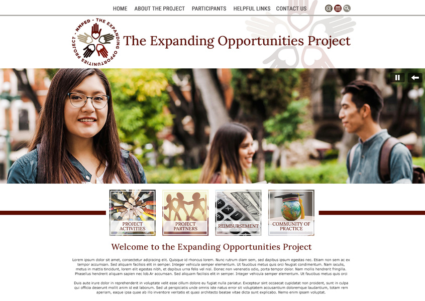 The Expanding Opportunities Project