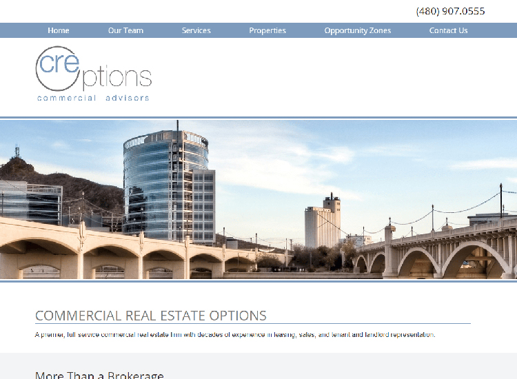 CRE Options
