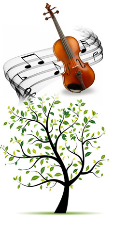 Music and Tree