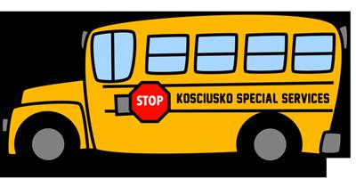 Special Services School Bus