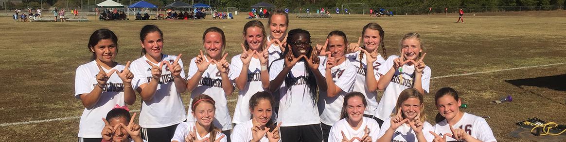 Womans Soccer team