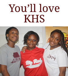 You'll Love KHS
