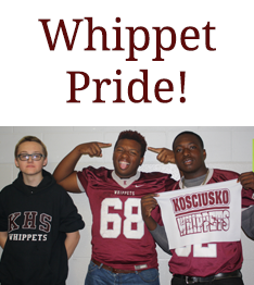 Whippet Pride!