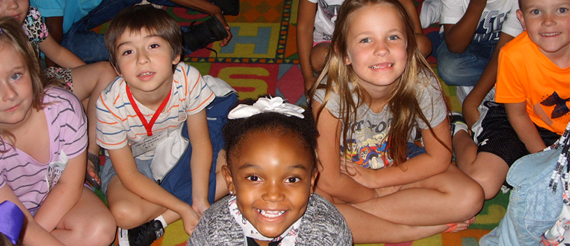 Kosciusko Lower Elementary School Student Group