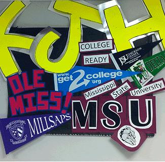 Mississippi Sports Banner