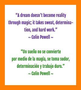 Colin Powell quote