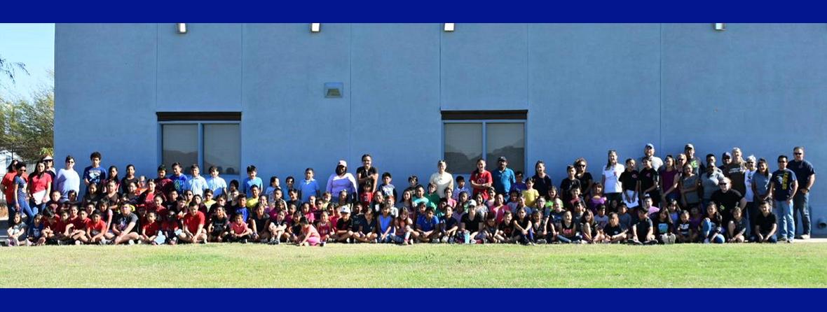 Aguilar Elementary School All-School Photo 2018-2019