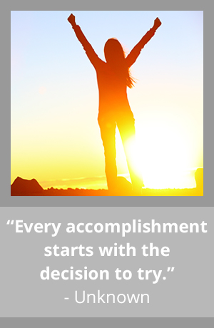 Accomplishment Quote