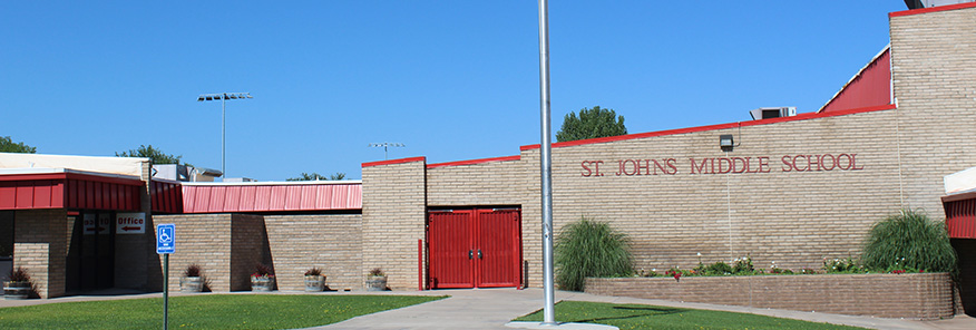 St. Johns Middle School