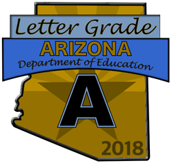 Letter Grade A Arizona Department of Education 2018