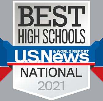 Best High Schools U.S. News & World Report Silver 2021