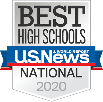 Best High Schools U.S. News & World Report Silver 2020