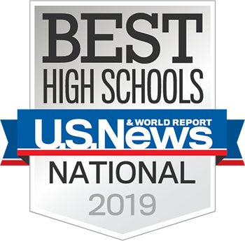 Best High Schools U.S. News & World Report Silver 2019