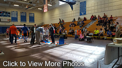 photos of Vex IQ robotics competition