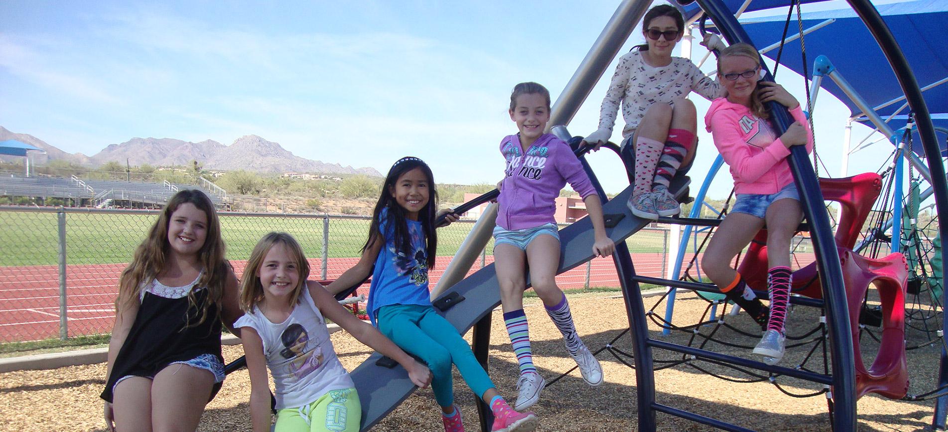 Four Peaks Students