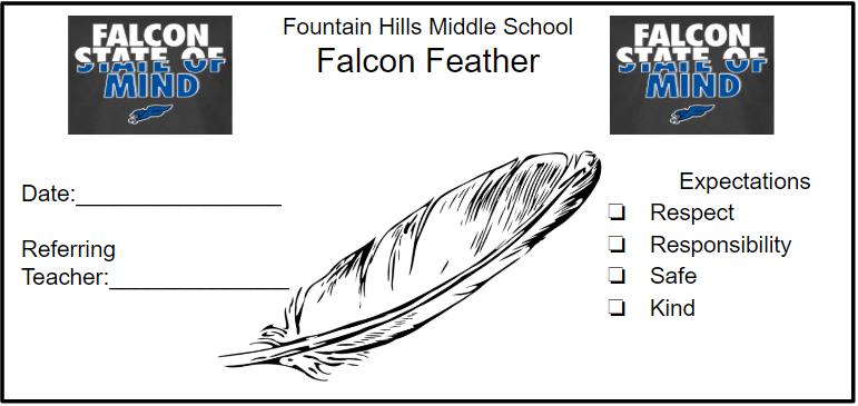 Falcon Feather Award