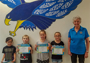 Kiwanis terrific kids