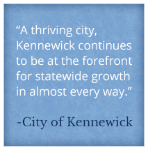 City of Kennewick Quote