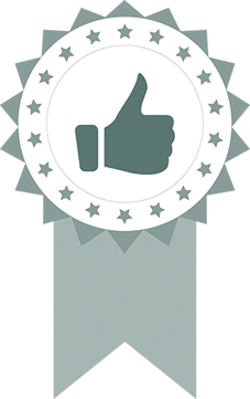 Thumbs Up Medal