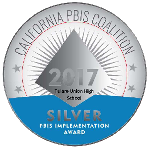 California PBIS Coalition bronze award