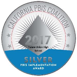 California PBIS Coalition bronze award