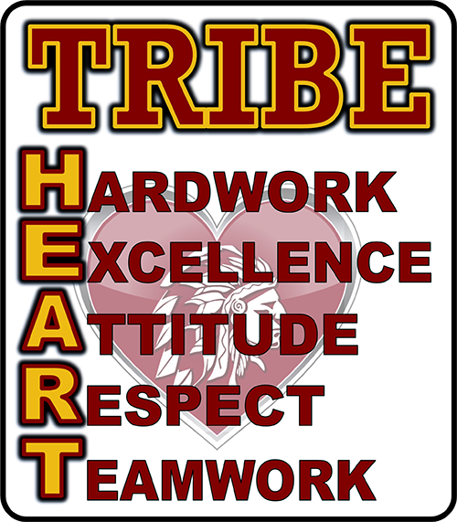 Tribe Heart Motto