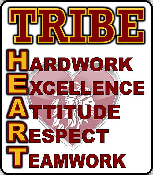 Tribe Heart Motto