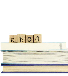 books with ABCD