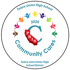 California PBIS Coalition Community Cares 2020 Award Letter