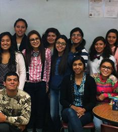 TUHS students