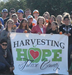Harvesting Hope - Tulare County