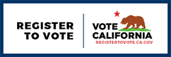 Register to Vote Vote California