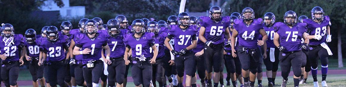 Mission Oak High School Football
