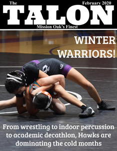 View The Talon February 2020 Issue