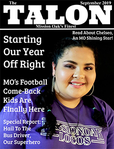 Click to read The Talon September 2019 Issue