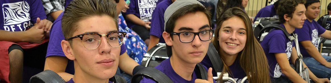Mission Oak High School drumline