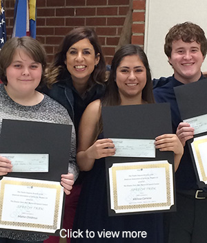 View more photos of the Speech and Debate Club