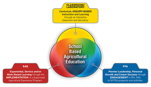 Tulare FFA Education Model