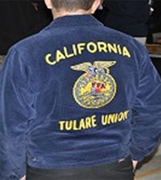 Tulare FFA Jacket