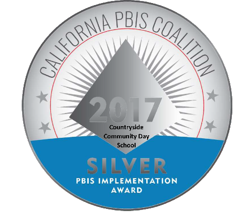 California PBIS Coalition Silver Medal