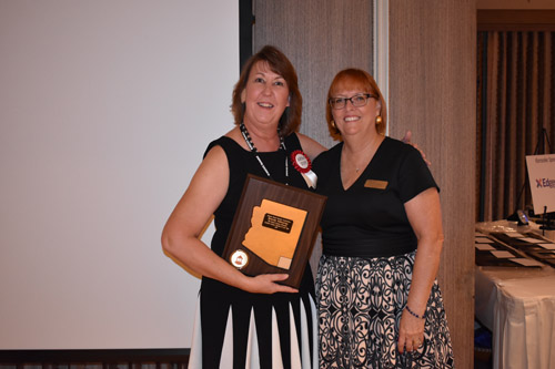Cochise County Teacher of the Year Recipient
