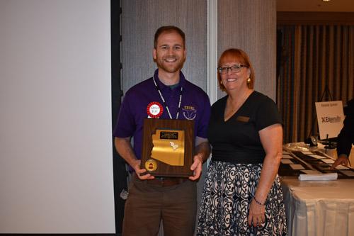 Gila County Teacher of the Year Recipient