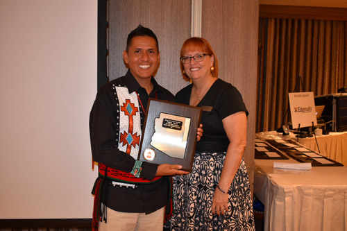 Apache County Teacher of the Year Recipient