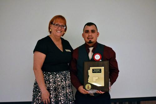 Maricopa County Teacher of the Year Recipient